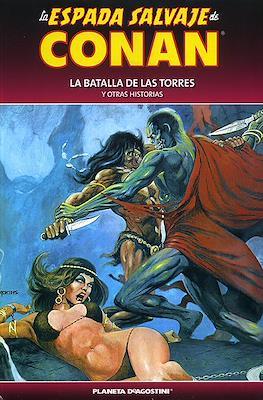 La Espada Salvaje de Conan (Cartoné 120 - 160 páginas.) #7