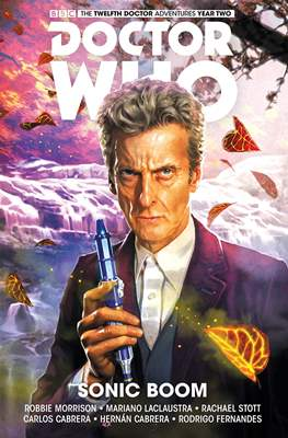 Doctor Who: The Twelfth Doctor (Hardcover) #6