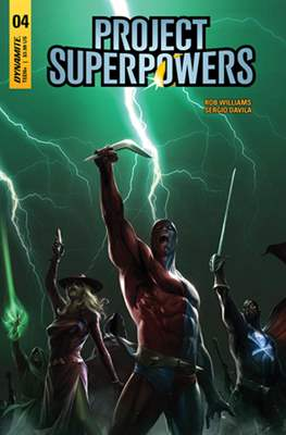 Project Superpowers Vol. 2 (Comic Book) #4