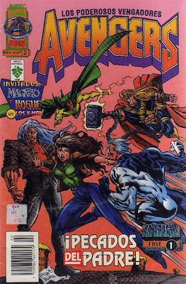 Los Poderosos Vengadores Avengers (Grapa) #2