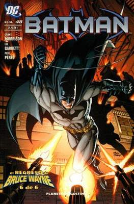 Batman (2007-2012) (Grapa. 48 pp) #48