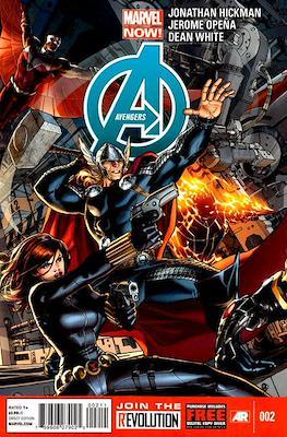 Avengers Vol. 5 (2013-2015) #2