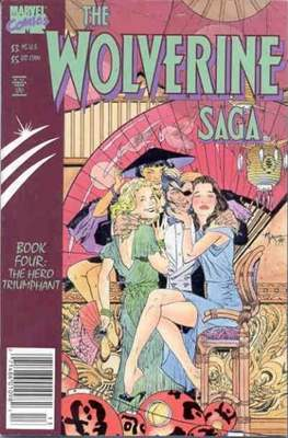 The Wolverine Saga (Softcover) #4