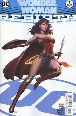 Wonder Woman: Rebirth (2016 Variant Cover) (Comic Book) #1.1