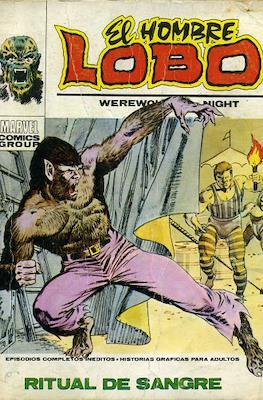 El Hombre Lobo #5