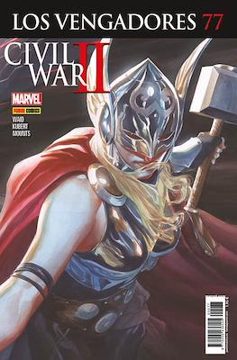 Los Vengadores Vol. 4 (2011-) (Grapa) #77