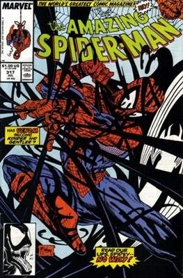 The Amazing Spider-Man Vol. 1 (1963-2007) (Comic-book) #317