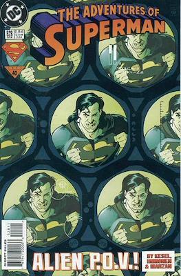 Superman Vol. 1 / Adventures of Superman Vol. 1 (1939-2011) (Comic Book) #528