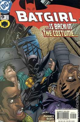 Batgirl Vol. 1 (2000-2006) #9