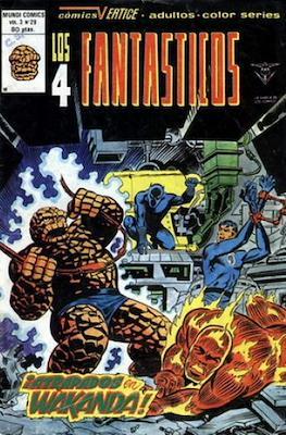 Los 4 Fantásticos Vol. 3 (1977-1980) (Grapa 44 pp) #29