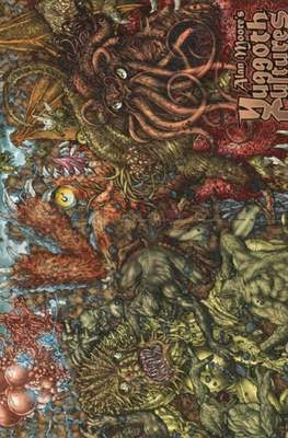 Alan Moore's Yuggoth Cultures and Other Growths (Grapa) #1