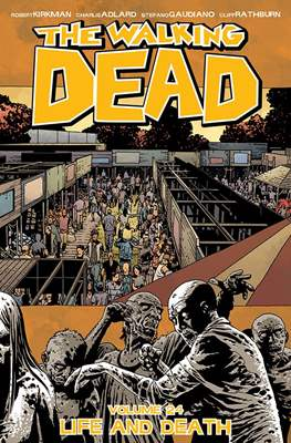 The Walking Dead (Softcover) #24