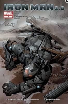 Iron Man 2.0 (Digital) #2