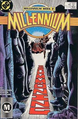 Millennium (Comic Book) #2