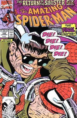 The Amazing Spider-Man Vol. 1 (1963-1998) (Comic-book) #339