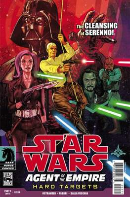 Star Wars: Agent of the Empire - Hard Targets (Comic Book) #2