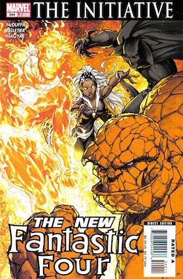 Fantastic Four Vol. 3 (1998-2012) #544