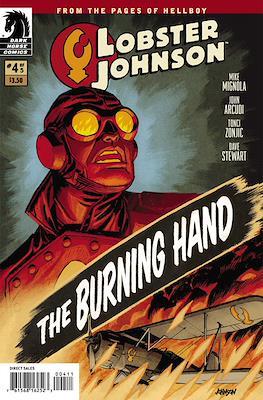 Lobster Johnson (Comic Book) #9