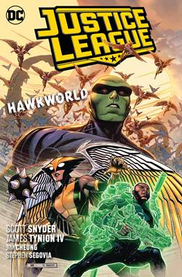 Justice League Vol. 4 (2018- ) (Softcover) #3