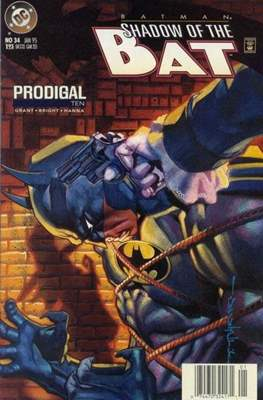 Batman: Shadow of the Bat (Comic book) #34