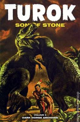 Turok Son of Stone (Hardcover) #2