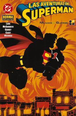Las aventuras de Superman: Mundos en guerra #2