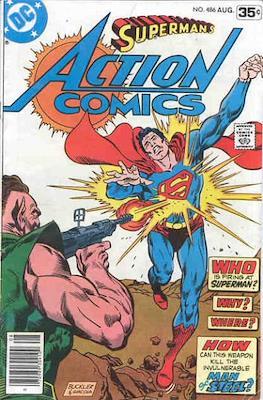 Action Comics Vol. 1 (1938-2011; 2016-) (Comic Book) #486