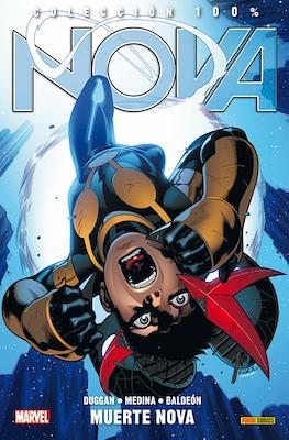 Nova. 100% Marvel (Rústica con solapas) #3
