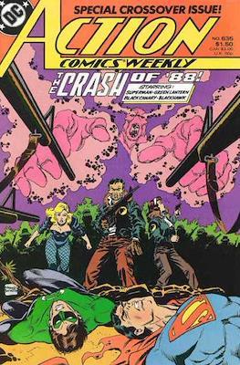 Action Comics Vol. 1 (1938-2011; 2016-) (Comic Book) #635