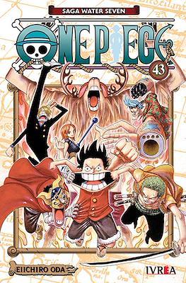 One Piece (Rústica con sobrecubierta) #43