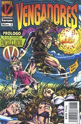 Los Vengadores Vol. 2 (1996-1997) (Grapa 24 pp) #2