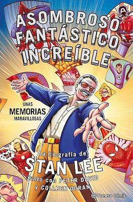 Asombroso, fantástico, increíble: Unas memorias maravillosas