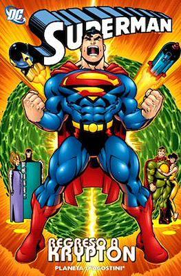 Superman. Regreso a Krypton