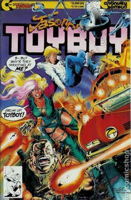Toyboy (Comic Book) #3