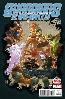 Guardians of Infinity (Comic-book) #3