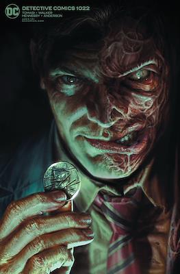 Detective Comics Vol. 1 (1937-2011; 2016- ... Variant Cover) (Cómic Book) #1022