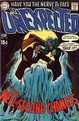 The Unexpected (Comic Book) #114