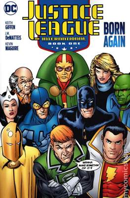 Justice League International (Softcover 552 pp) #1