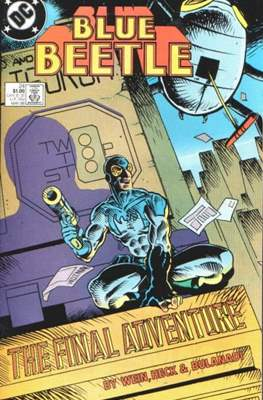 Blue Beetle Vol. 1 #24