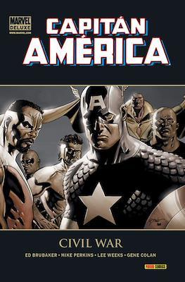 Capitán América. Marvel Deluxe (Cartoné 176 pp) #4