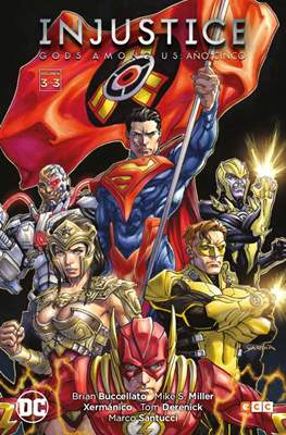 Injustice: Gods Among Us. Año cinco #3