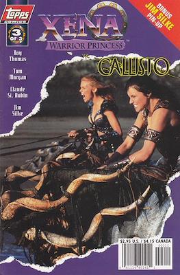 Xena: Warrior Princess vs. Callisto (Variant Cover 1998) #3