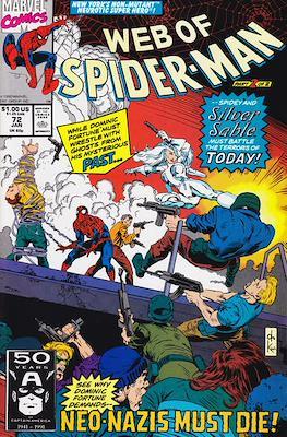 Web of Spider-Man Vol. 1 (1985-1995) (Comic-book) #72