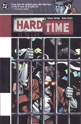 Hard Time (Softcover, 144 pp) #1