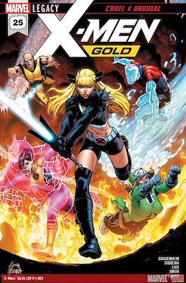 X-Men Gold (Digital) #25