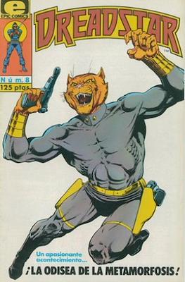 Dreadstar Vol. 1 (Grapa. 17x26. Color. (1985).) #8