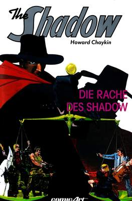 The Shadow (Softcover) #2