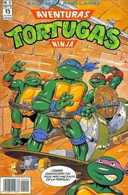 Aventuras Tortugas Ninja (Grapa) #9