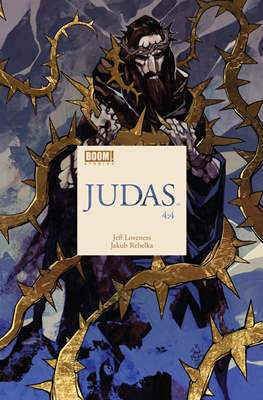 Judas (Comic-book) #4