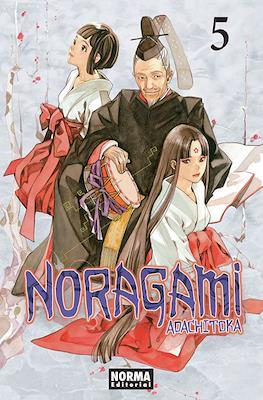 Noragami (Rústica con sobrecubierta) #5